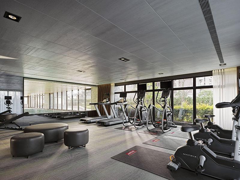 3F活力健身房現場實景